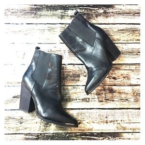 Joe's Jeans Blare Pointed Toe Ankle Boots